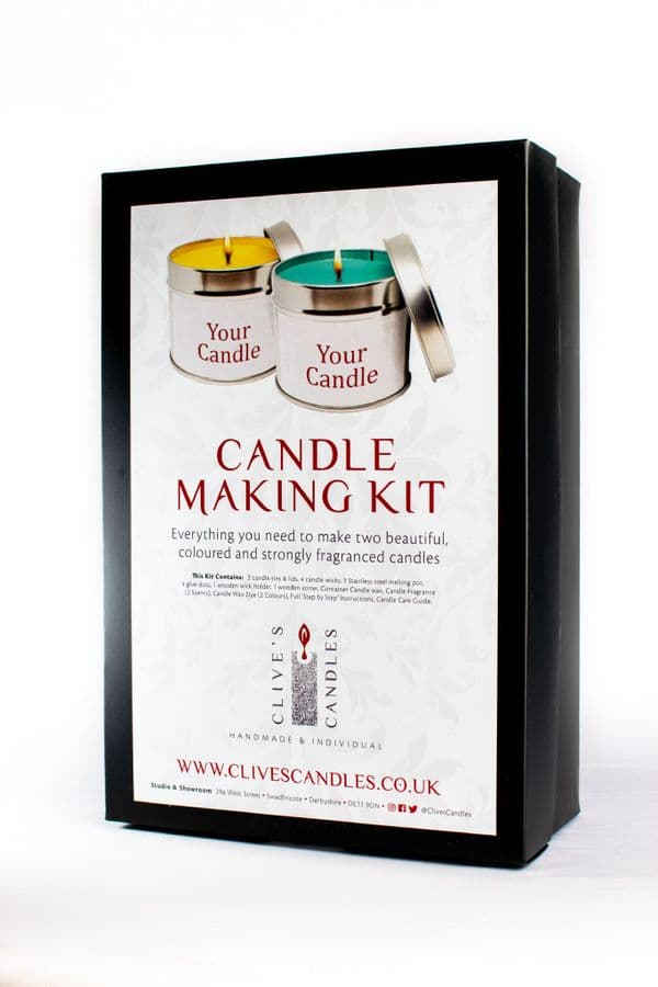 Candle Making Kit   Clive's Candles